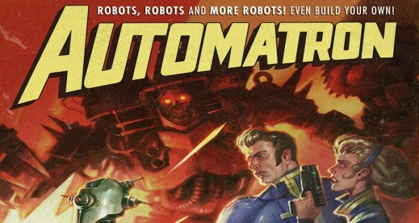The release date for the Fallout 4 DLC 'Automatron' has been announced, along with an Official Trailer!