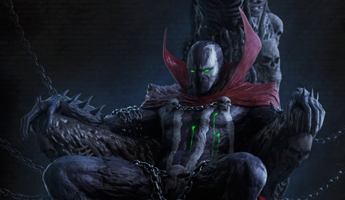 The Spawn movie will be casting soon, will be R rated!
