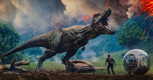 The Successful Reinvention of Jurassic Park