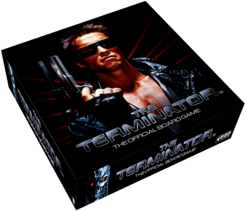 The Terminator Board Game Launches On Kickstarter