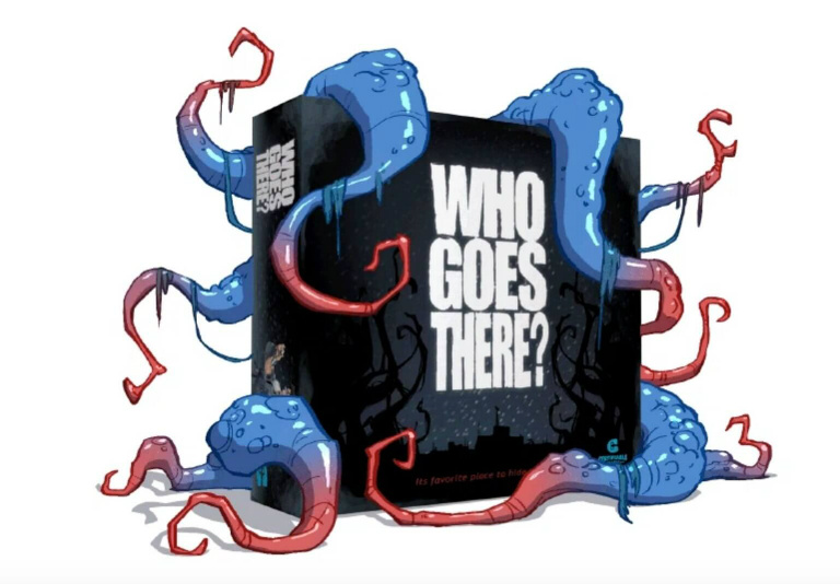 The Thing Board Game Infects Kickstarter