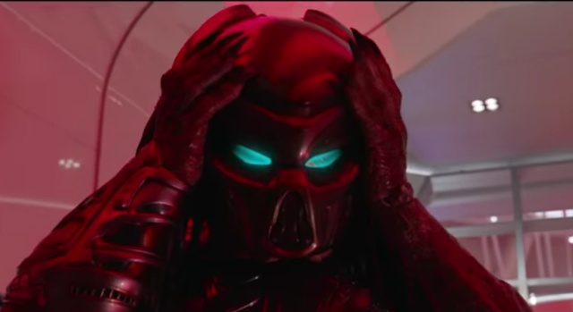 The ultimate Predator is unleashed in new trailer for Shane Black's The Predator!