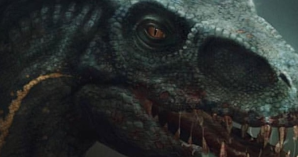 This Jurassic World: Fallen Kingdom Indoraptor fan art is horrifyingly awesome!