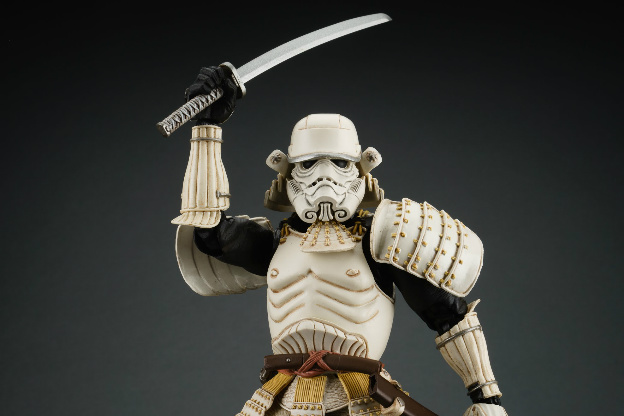 This Samurai Stormtrooper Figure Is Your New Favourite Collectible