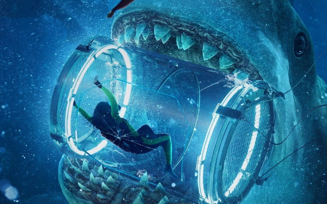 Three new The Meg movie posters hit the web!