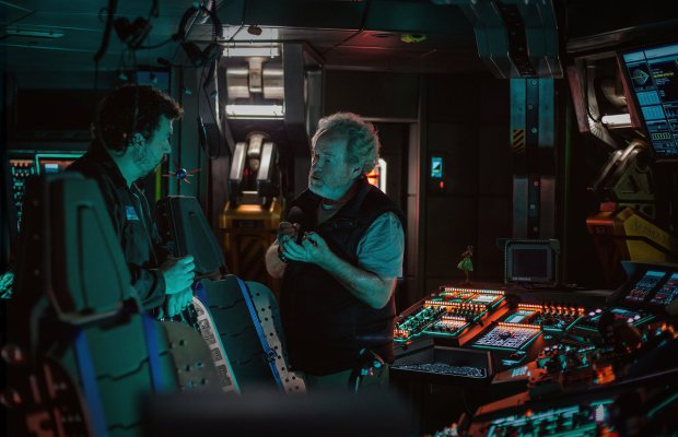 Titan Books has confirmed that they will be releasing 'Alien: Covenant – The Art of the Film'