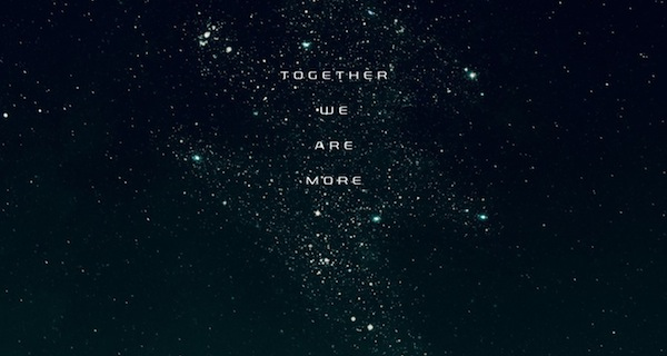 Together We Are More, in Power Rangers Teaser Poster