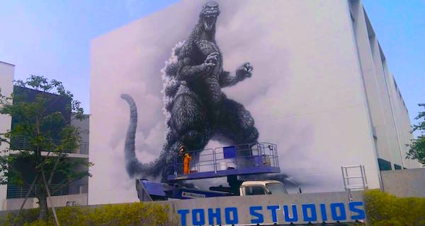 Toho Will Co-Finance Future Hollywood Films of Their Property