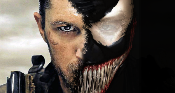 Tom Hardy confirmed as Venom!