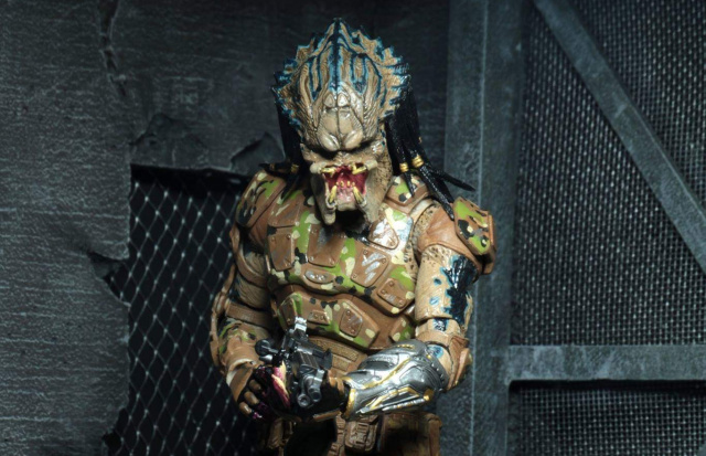 Toy Fair 2019: NECA Emissary Predator 2 figure images released!
