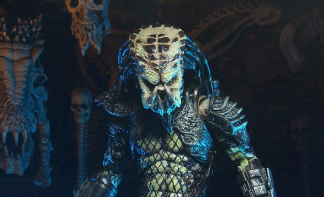 Toy Fair 2020: NECA unveil Predator 2 Ultimate Scout Predator figure!