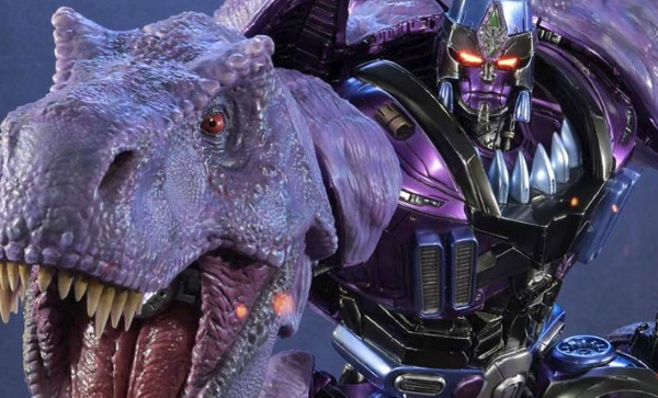 Transformers: Beast Wars movie in development at Paramount!