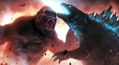 Two Awesome New Godzilla vs. Kong Banners Discovered
