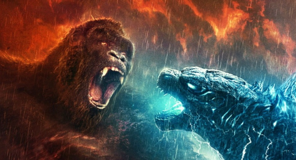 Two New Godzilla vs. Kong Posters Released