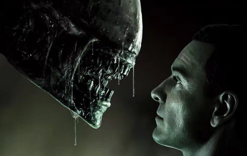 Two new international Alien: Covenant Posters unveiled!
