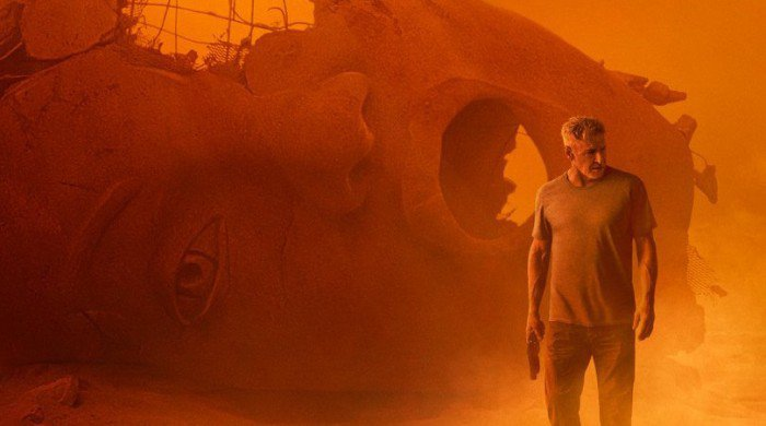 Two new posters released for Blade Runner 2049!