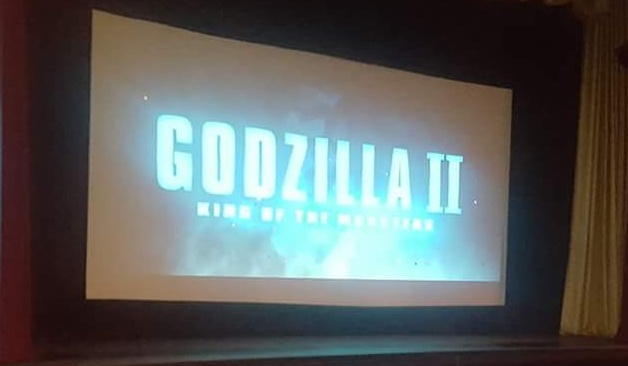 UK release alters title to read Godzilla 2: King of the Monsters