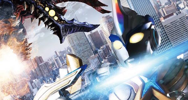 Ultraman's 50th Anniversary Film Hitting US Theaters as Double Feature!