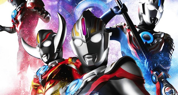 Ultraman's 50th Anniversary Series Simulcasting on Crunchyroll!