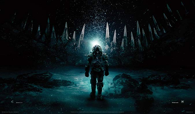 Underwater (2020) movie was clearly inspired by Prometheus (2012)