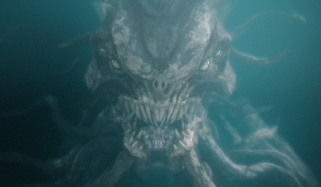 Underwater wasn't written to be a Cthulhu movie, says Director!