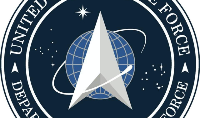 United States Space Force official department logo looks like something out of Star Trek!