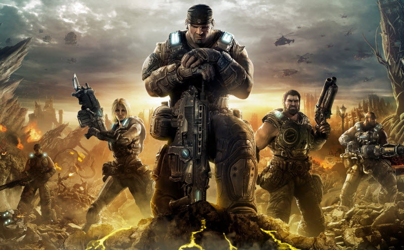 Universal Developing A Gears Of War Movie