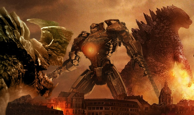 Universal have 'no plans' to merge Godzilla Monsterverse and Pacific Rim