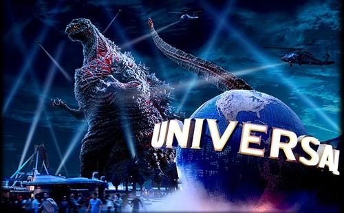 Universal Studios Japan announces a Godzilla attraction!