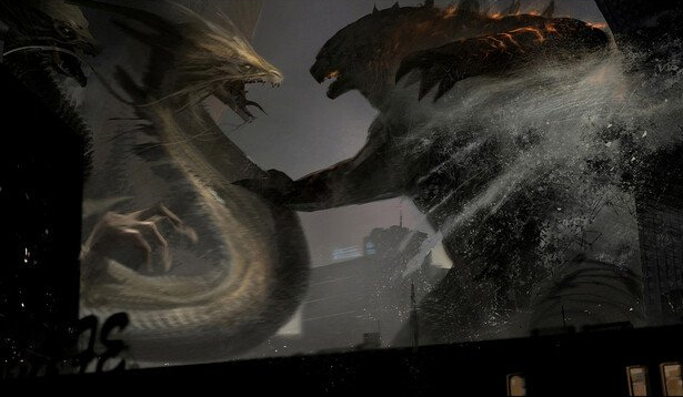 Unseen storyboards from Godzilla 2: King of the Monsters revealed by Matt Allsopp!