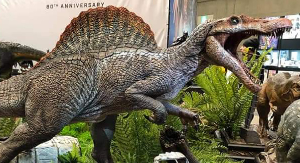 Upcoming Prime 1 Studio Jurassic Park and Jurassic World statues!