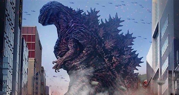 US Theaters Booking Shin Godzilla for October