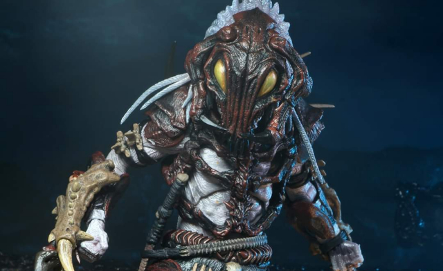 Van Damme Predator suit immortalized with new Predator figure by NECA Toys!