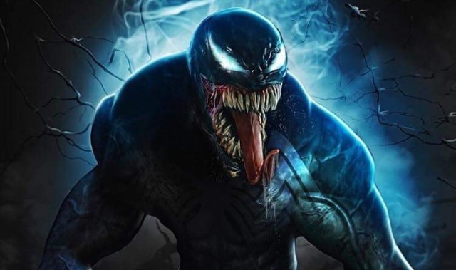 Venom dons iconic Tarantula symbol in epic fan artwork