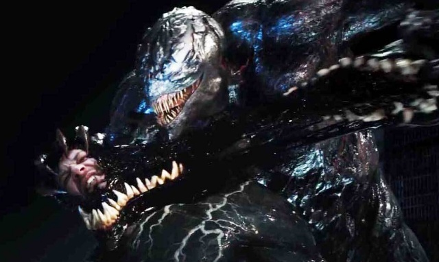 Venom fights Riot in latest TV spot!