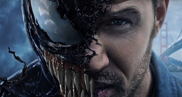 Venom revealed in Cinemacon trailer!