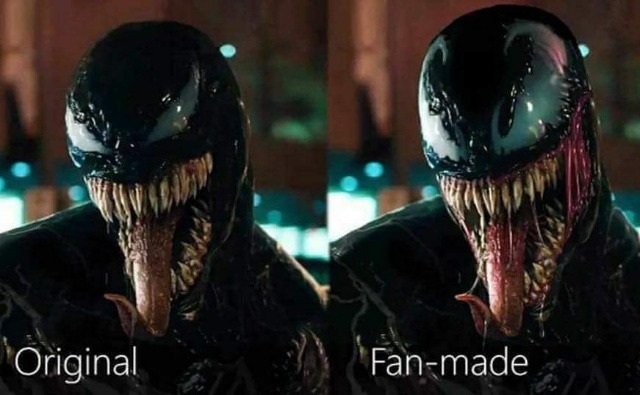 Venom Trailer Fan Edit Offers A More Comicbook Accurate Look To The