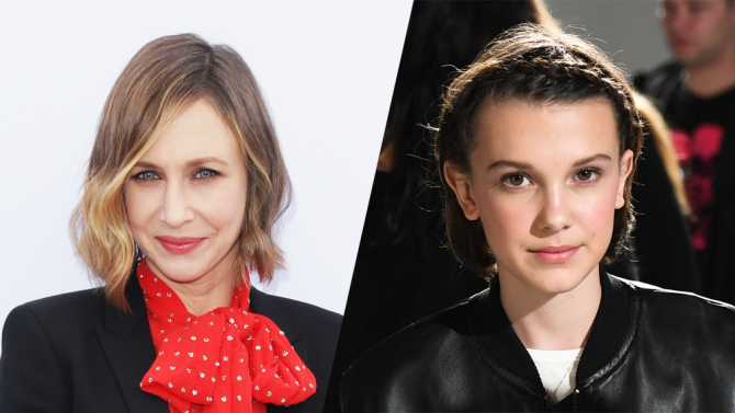 Vera Farmiga cast in Godzilla: King of the Monsters as Mille Bobby Brown's Mother