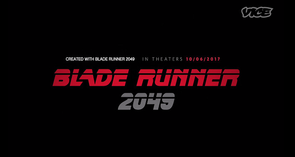 VICE tours the set of Blade Runner 2049, speaks to the cast and crew.