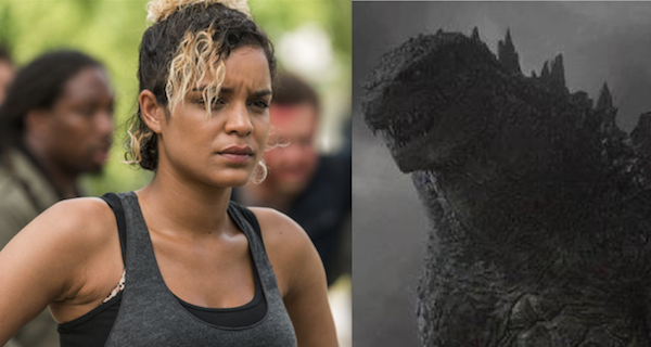 'Walking Dead' Actress Boards Godzilla: King of the Monsters
