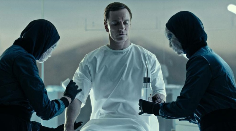 Walter 2.0 is on the way! More Alien: Covenant viral material inbound!