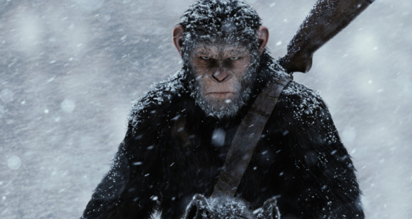 War for the Planet of the Apes is nigh!