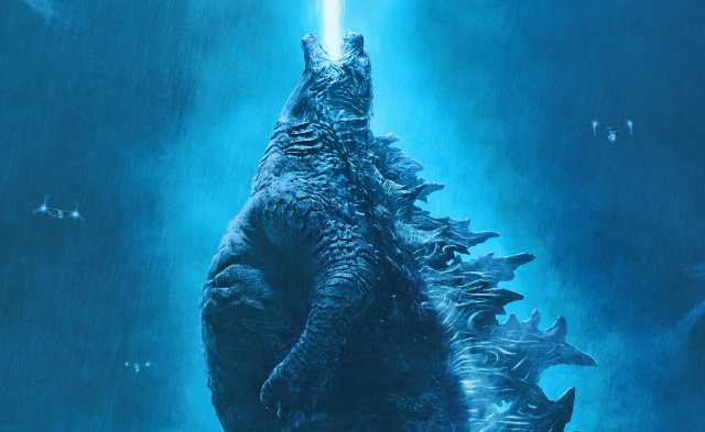 Warner Bros unveil epic new Godzilla 2 King of the Monsters 2019!