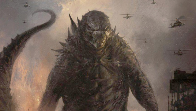 Warner Bros. unveil official Godzilla: King of the Monsters concept art!