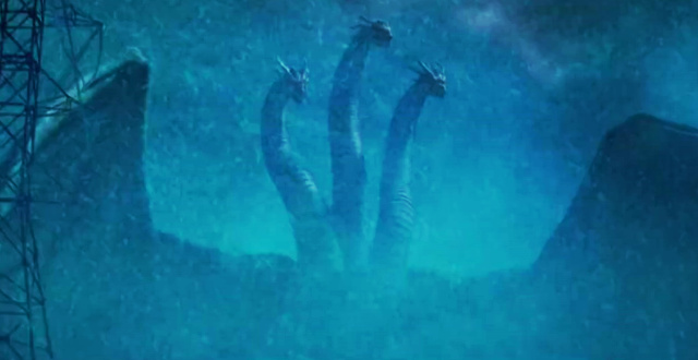 Warner Bros release 2 more Godzilla: King of the Monsters TV spots!