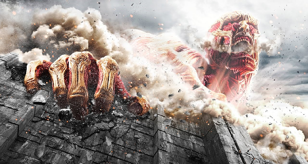 "Warner Brothers In Negotiations to Produce A New Live-Action ""Attack on Titan"" Film!"