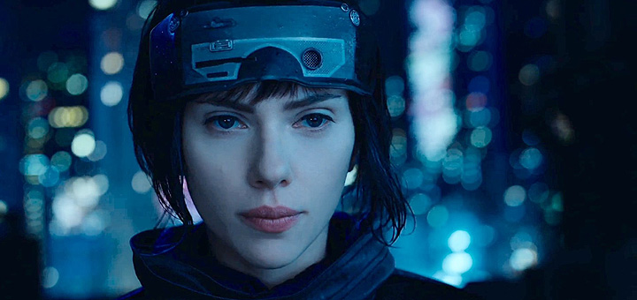 Watch 5 minutes of Ghost in the Shell!