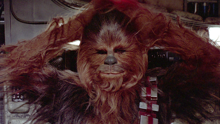 Watch Chewbacca Dismember His Foe In A Deleted Scene From The Force Awakens