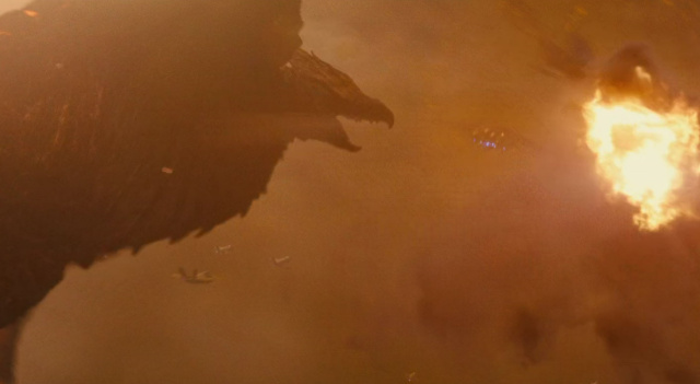 Watch the evolution of Rodan (1956 - 2019)