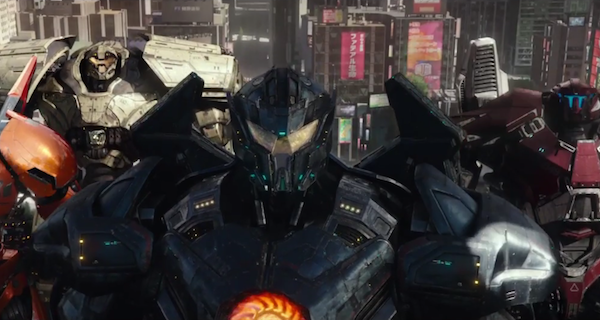 Watch the First Trailer for Pacific Rim: Uprising!